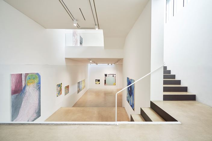 Exhibition view: Group Exhibition, Light and Crystalline, ONE AND J. Gallery, Seoul (26 March–25 April 2020).Courtesy of ONE AND J. Gallery. Photography: Euirock Lee.