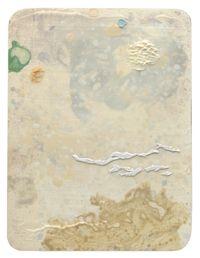 Nebula (Pale Braid) by Mark Rodda contemporary artwork painting