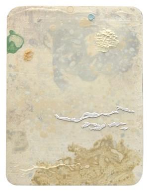 Nebula (Pale Braid) by Mark Rodda contemporary artwork