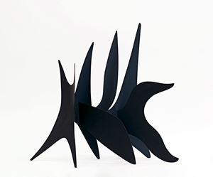 7 Legged Beast (maquette) by Alexander Calder contemporary artwork