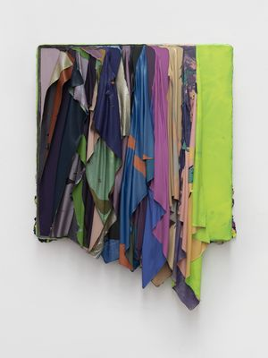 Untitled 061321 by Ju Ting contemporary artwork