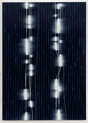Lucient II by Mark Francis contemporary artwork