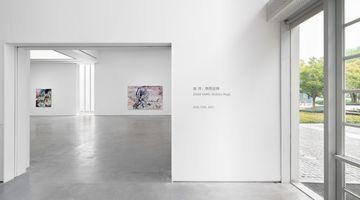 Contemporary art exhibition, Zhao Yang, Godlike Rage at ShanghART, Westbund, Shanghai
