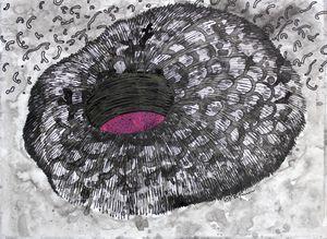 Untitled XII by Pakkiyarajah Pushpakanthan contemporary artwork