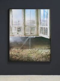 Objective Space by Yuval Yairi contemporary artwork print