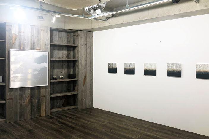 Exhibition view: Miya Ando, MAKI Gallery (2 June–11 July 2020). Courtesy MAKI Gallery.