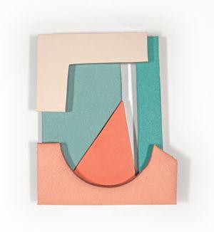 Night Swim by Leah Guadagnoli contemporary artwork