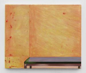 2059 (anteroom) by Dexter Dalwood contemporary artwork