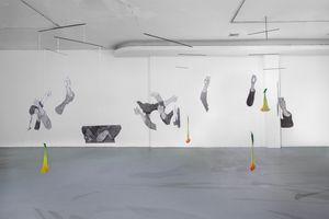 Borrachero by Daniel Otero Torres contemporary artwork works on paper, sculpture, drawing