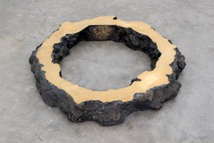 Phase of Nothingness—Earth Circle by Sekine Nobuo contemporary artwork