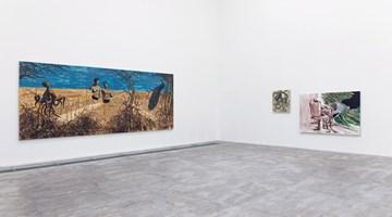 Contemporary art exhibition, Chen Xiaoyun, Arrival 降臨 at ShanghART, Beijing