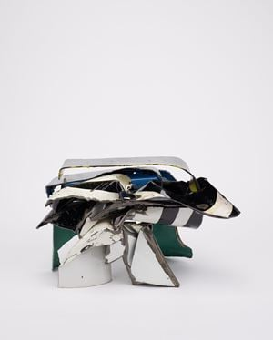 EROTIC ESKIMO by John Chamberlain Estate contemporary artwork