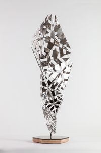 Fracture (B14S18) by Conrad Shawcross contemporary artwork sculpture