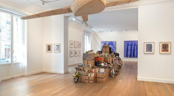9 Sep–10 Nov 2021 Barthélémy Toguo contemporary art exhibition