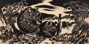 Time Spy 08 by Sun Xun contemporary artwork