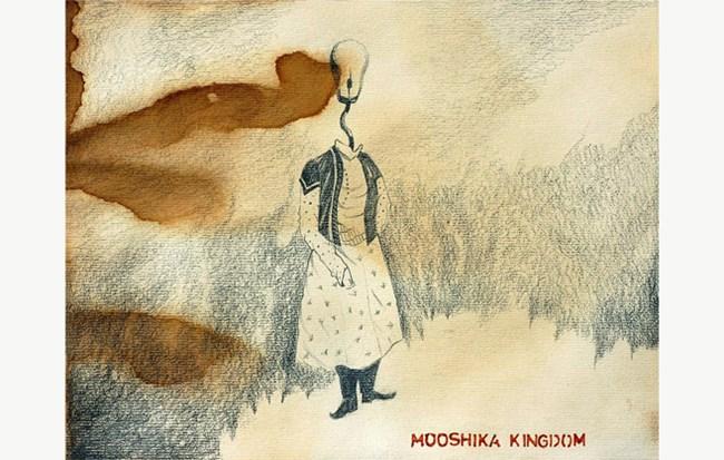 Mooshika Kingdom II by Anil Thambai contemporary artwork