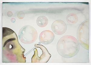 Vanitas by Francesco Clemente contemporary artwork