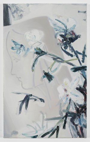 Delirious verses by Kaye Donachie contemporary artwork