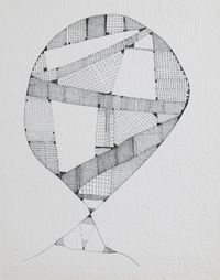Untitled by Huguette Caland contemporary artwork works on paper