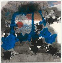 如雲飄逝 Gone with the Wind by Lee Chung-Chung contemporary artwork painting, works on paper, drawing