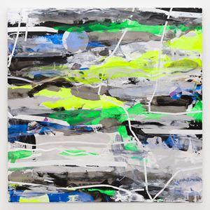 Untitled by Heimo Zobernig contemporary artwork