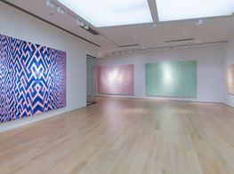 """Xu Qu<br><em>Straight Line</em><br><span class=""""oc-gallery"""">Tang Contemporary Art</span>"""