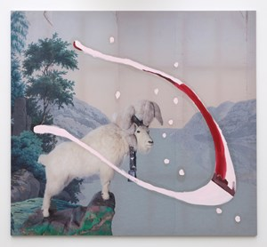Untitled by Julian Schnabel contemporary artwork