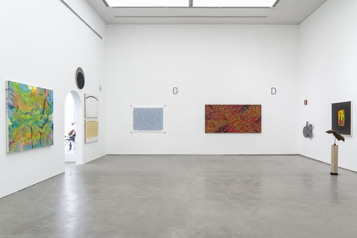 Exhibition view: Group Exhibition, Cache: From B to Z, ShanghART, Shanghai (12 April–30 August 2020). Courtesy ShanghART.