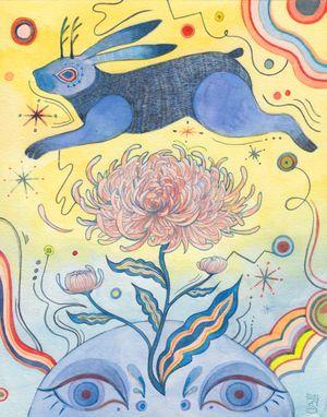 Autumn by Charlotte Mui Ngo-Suet contemporary artwork