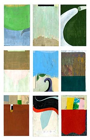 Nos. 285-293 (Set V GAME), by Gary-Ross Pastrana contemporary artwork