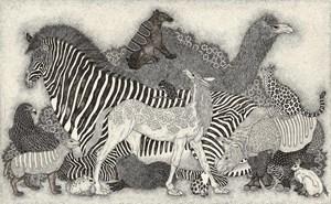 Untitled (36) by Etsuko Fukaya contemporary artwork