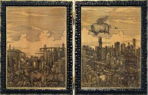 2047.34 by Eric Fok contemporary artwork