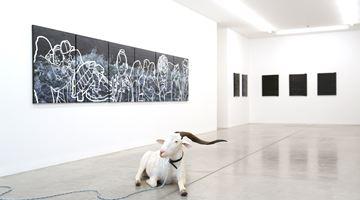 Contemporary art exhibition, Abdul Abdullah, Abdul-Rahman Abdullah, Peripheries at Yavuz Gallery, Sydney