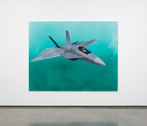 Jet by Calvin Marcus contemporary artwork