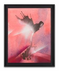 Eagle&Drone (5) by Bettina Scholz contemporary artwork painting