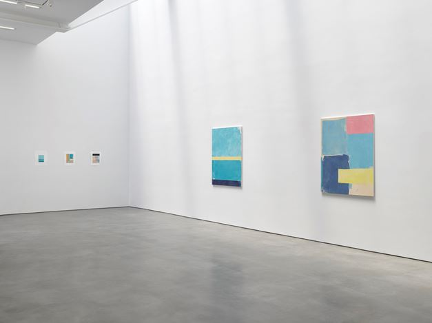 Exhibition view: Peter Joseph, Lisson Gallery, New York (23 June–11 August 2017). Courtesy Lisson Gallery, New York.
