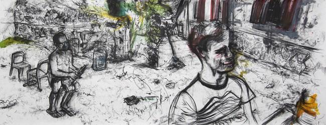 Untitled by Erik van Lieshout contemporary artwork