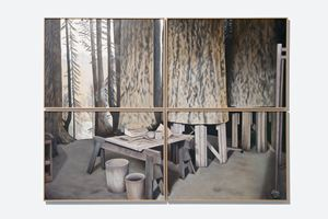 Olympic Forest by Gabriela Bettini contemporary artwork