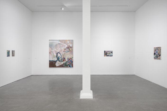 Exhibition view: Zhao Yang, Godlike Rage, ShanghART, Westbund, Shanghai (22 May–25 July 2021). Courtesy ShanghART.