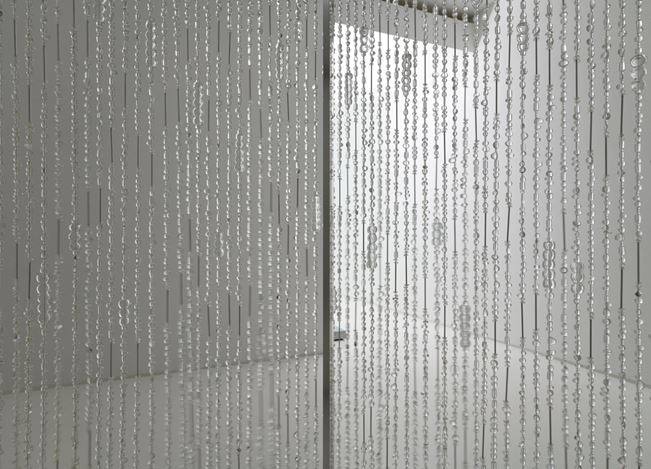 Exhibition view: Ritsue Mishima, Hall of Light,ShugoArts, Tokyo (7 December 2019–25 January 2020). CourtesyShugoArts.