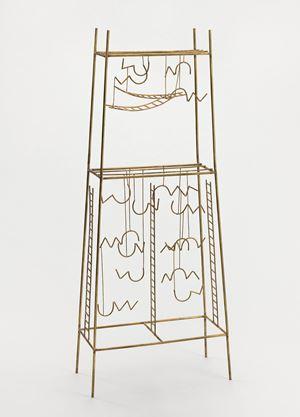 Le scale di Giacobbe (Jacob's Ladder) by Fausto Melotti contemporary artwork