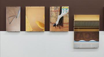 Contemporary art exhibition, Juan Uslé, Línea Dolca 2008 – 2018, Irrefrenable at Galerie Thomas Schulte, Berlin