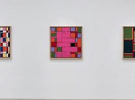 The geometrically-abstracted artwork of Eduardo Terrazas