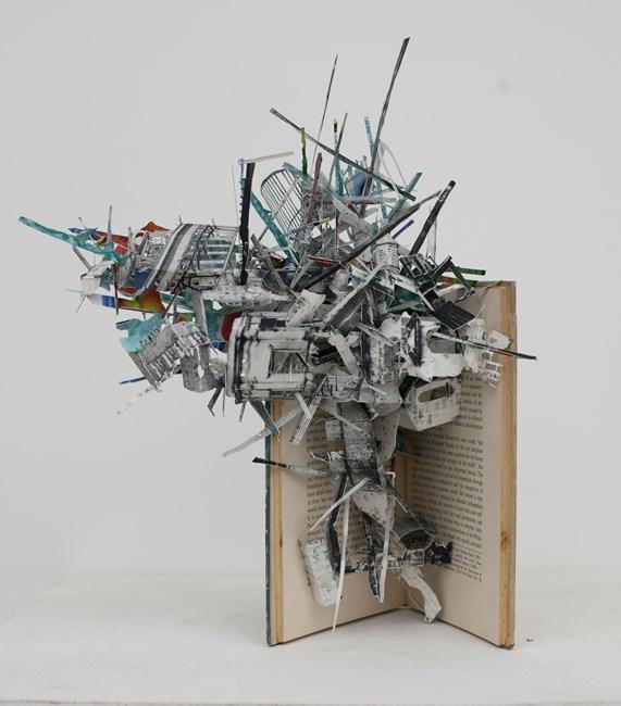 Index 2 by Ryan Villamael contemporary artwork