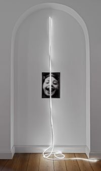 Grosse Hamburger Strasse III by Christian Boltanski contemporary artwork sculpture, photography