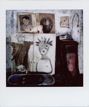 Untitled #074-1 by Roger Ballen contemporary artwork