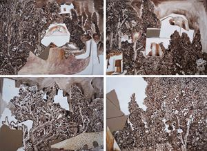 The Scene continued NO. 180912 by Chen Yujun contemporary artwork