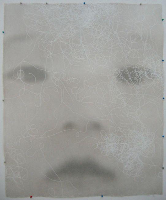 Focus XXIII A by Lin Tianmiao contemporary artwork