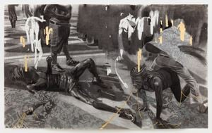 Of All the Ways to Forget by Cosmo Whyte contemporary artwork works on paper