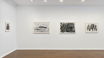 Contemporary art exhibition, Jack Whitten, Jack Whitten. Transitional Space. A Drawing Survey. at Hauser & Wirth, New York